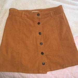 American Eagle Corduroy skirt